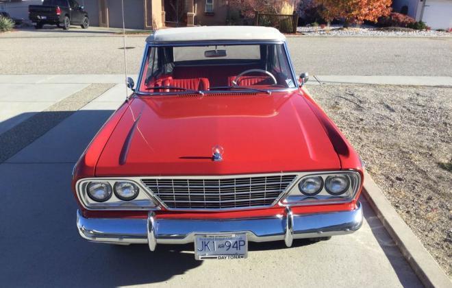 1964 Studebaker Daytona Convertible canada red with white top 2021 (1).jpg
