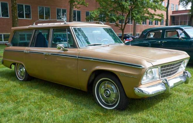 1964 Studebaker Daytona Golden Sand Metallic paint code P6417.jpg