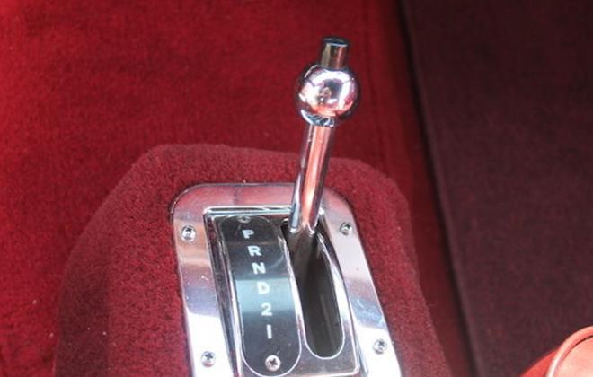 1964 Studebaker Daytona Power Shift automatic transmission shifter.png