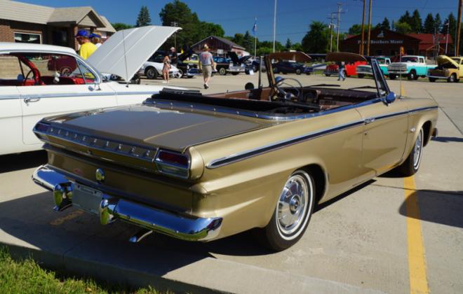 1964 Studebaker Daytona convertible Gold paint images.png