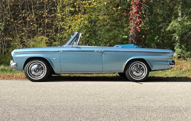1964 Studebaker Daytona convertible information images blue (2).jpg