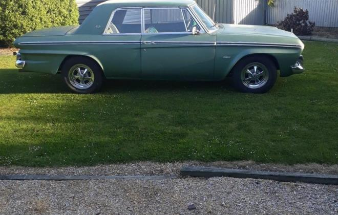 1964 Studebaker Daytona hardtop New Zealand Horizon Green images (2).jpg