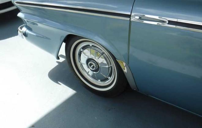 1964 Studebaker Daytona sedan with chrome stone mudguard protector.jpg