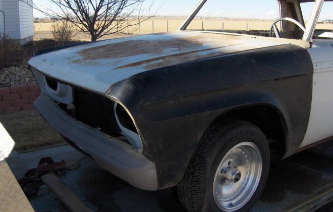 1964 White Studebaker Daytona hardtop unrestored images stripped (6).jpg