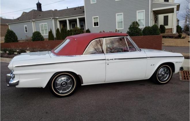 1964 white studebaker daytona convertible images red top (12).jpg