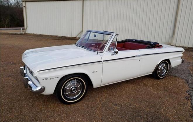 1964 white studebaker daytona convertible images red top (17).jpg