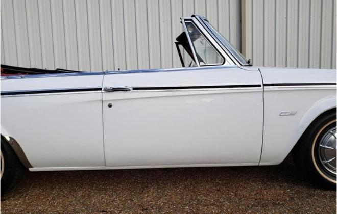 1964 white studebaker daytona convertible images red top (2).jpg