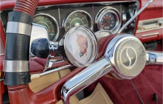 1964 white studebaker daytona convertible images red top (20).jpg