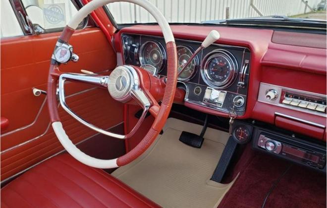 1964 white studebaker daytona convertible images red top (28).jpg