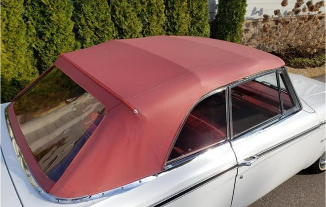 1964 white studebaker daytona convertible images red top (29).jpg