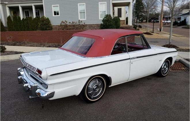1964 white studebaker daytona convertible images red top (4).jpg