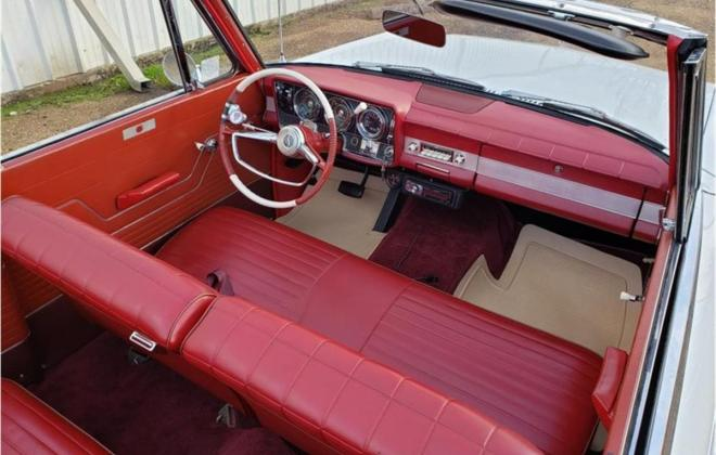 1964 white studebaker daytona convertible images red top (42).jpg