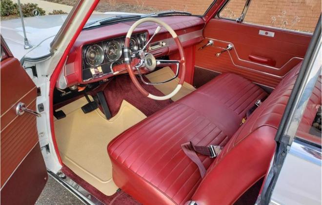 1964 white studebaker daytona convertible images red top (7).jpg