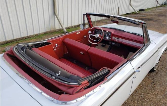 1964 white studebaker daytona convertible images red top (8).jpg