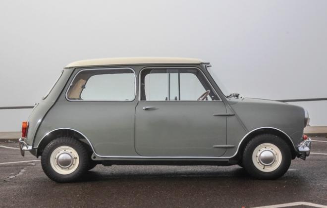 1965 Morris Mini Cooper S 970cc images grey paint (2).jpg