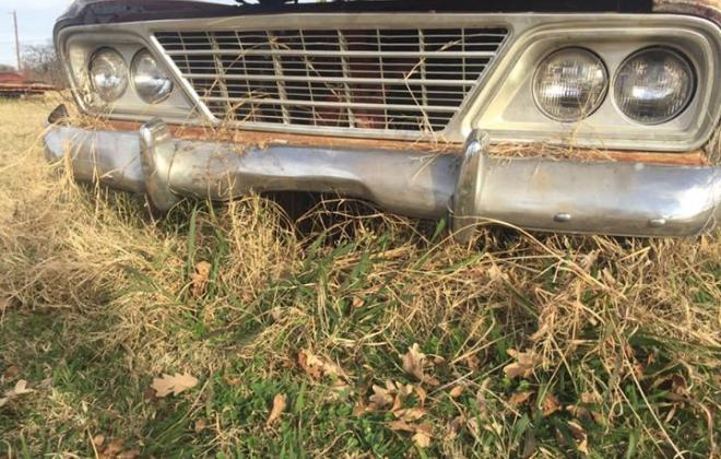 1965 STudebaker Daytona Sport Sedan Bordeaux Red wreck unrestored image (7).jpg