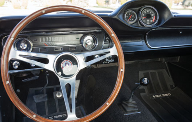 1965 Shelby GT dash.png