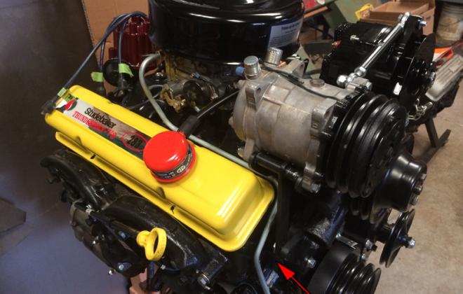 1965 Studebaker Daytona 283 V8 Mckinnon engine number stamping location (5).png
