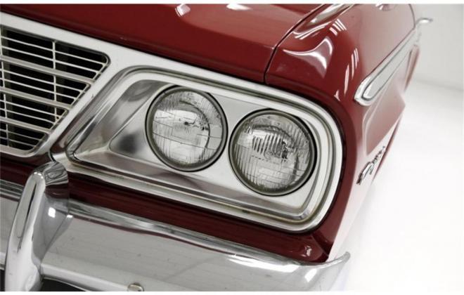 1965 Studebaker Daytona Bordeaux red pensyllvania 2020 (30).jpg