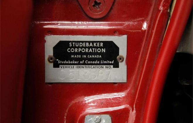 1965 Studebaker Daytona Bordeaux red pensyllvania 2020 (49).jpg