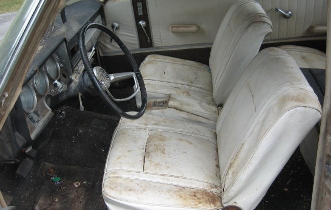 1965 Studebaker Daytona Sports Sedan interior trim colours seats images (4).png
