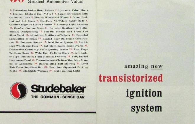 1965 Studebaker Daytona Sports Sedan original advertisement promotional material (5).jpg