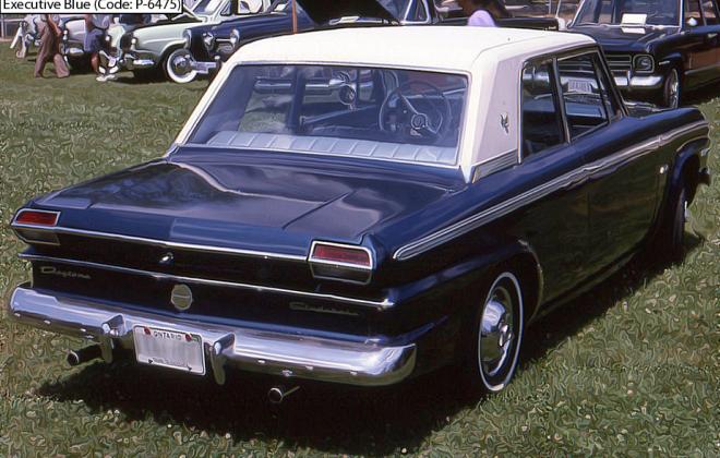 1965 Studebaker Daytona Sports Sedan paint code Executive Blue code P-6475 (1).png