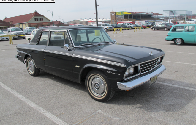 1965 Studebaker Daytona Sports Sedan paint code Midnight Black code P-6410 (2).png