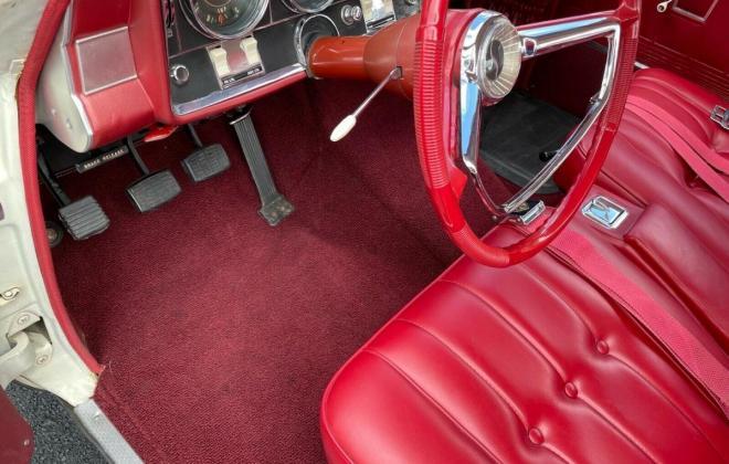 1965 Studebaker Daytona coupe 2 door Astra white on white rare (11).jpg