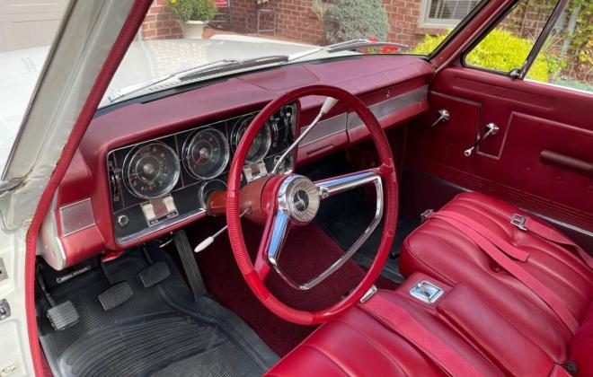 1965 Studebaker Daytona coupe 2 door Astra white on white rare (13).jpg