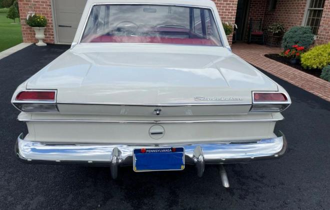 1965 Studebaker Daytona coupe 2 door Astra white on white rare (2).jpg