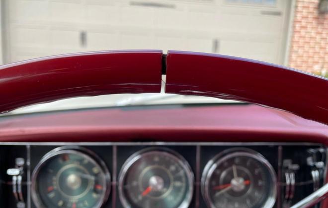 1965 Studebaker Daytona coupe 2 door Astra white on white rare (7).jpg
