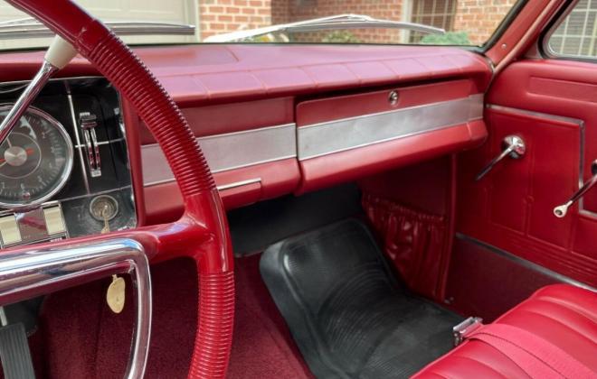 1965 Studebaker Daytona coupe 2 door Astra white on white rare (9).jpg