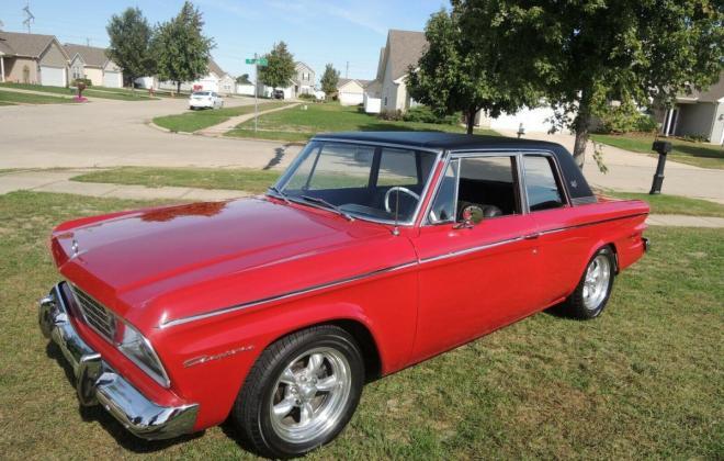 1965 Studebaker Daytona replica clone red images (1).jpg