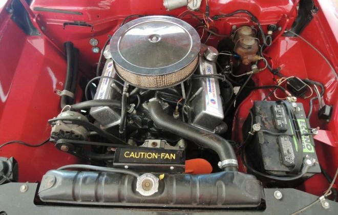 1965 Studebaker Daytona replica clone red images (11).jpg