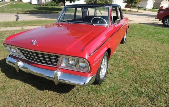 1965 Studebaker Daytona replica clone red images (4).jpg