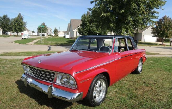 1965 Studebaker Daytona replica clone red images (6).jpg