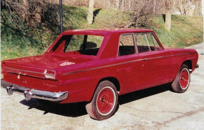 1965 Studebaker Daytona replica clone red images (9).jpg