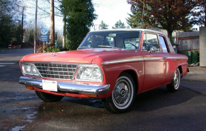1965 Studebaker Sports Sedan paint code Sienna Red code P-6478 (3).png