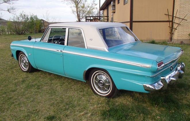 1965 Studebaker Sports Sedan paint code Tahitian Turquoise code P-6476 (1).png