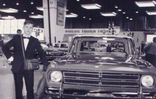 1966 Chicago Auto Show images Studebaker Daytona images (3).jpg