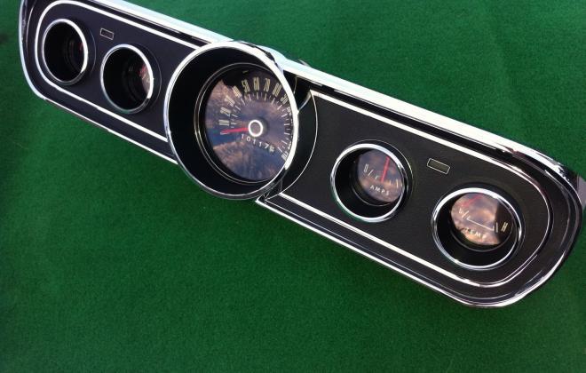1966 Mustang instrument cluster.JPG