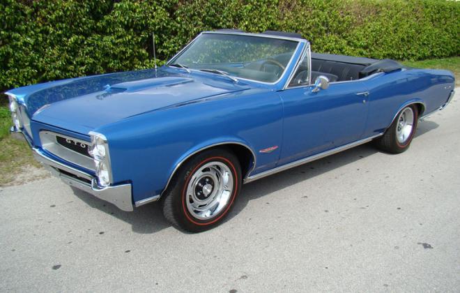 1966 Pontiac GTO convertible.png