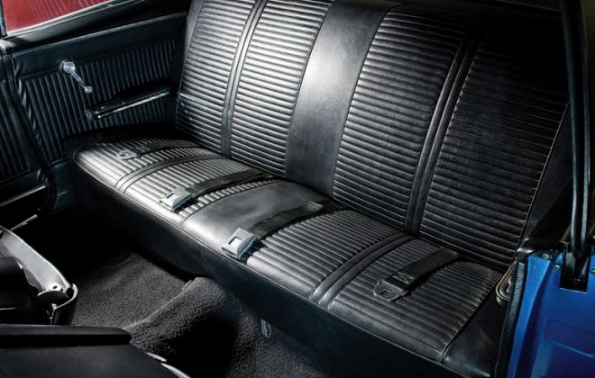 1966 Pontiac GTO interior image black interior 2.png