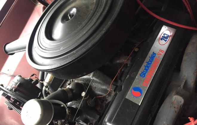 1966 Studebaker Daytoina Sports Sedan McKinnon 283 engine black valve covers (2).png