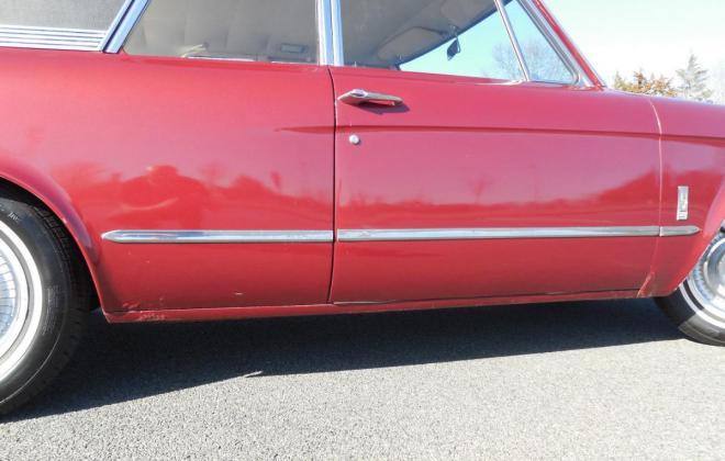 1966 Studebaker Daytona Sports Sedan V8 Mount Royal Red paint images (13).jpg