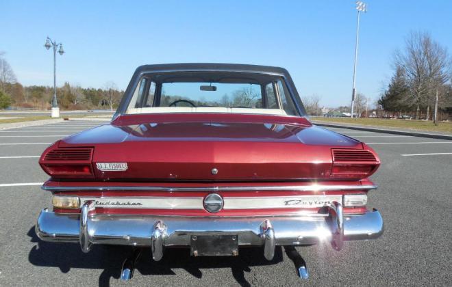 1966 Studebaker Daytona Sports Sedan V8 Mount Royal Red paint images (26).jpg
