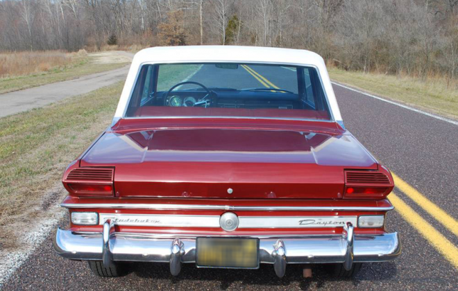 1966 Studebaker Daytona Sports Sedan rear image features badging (2).png