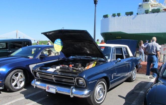 1966 Studebaker Daytona Strato Blue.png