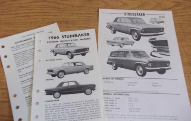 1966 Studebaker Daytona models brochures pamphlets handbook.jpg